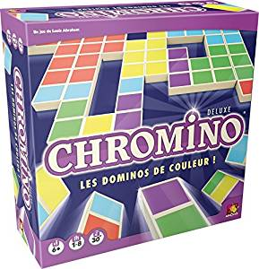 Chromino Deluxe [Damaged]