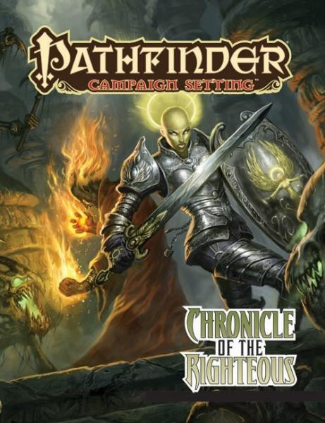 Pathfinder: Campaign Setting: Chronicle of the Righteous