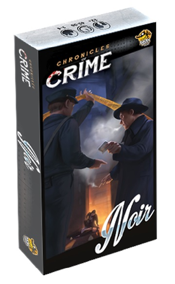 Chronicles Of Crime: Noir Expansion