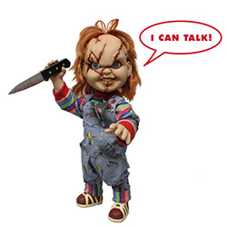 "Chucky 15"" Mega Scale Talking Figure"
