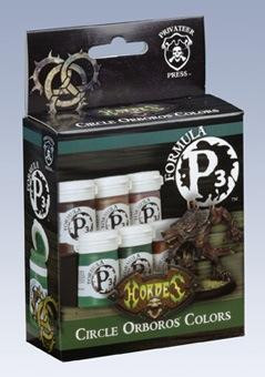Hordes: Formula P3 - Box Set: Circle Orboros