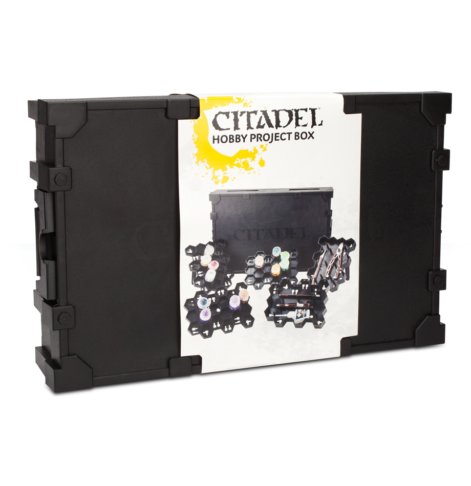 Citadel: Hobby Project Box