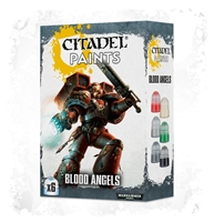 Citadel: Paint Set: Blood Angels