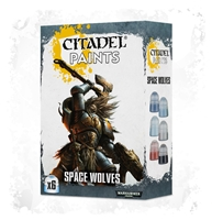 Citadel: Paint Set: Space Wolves