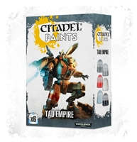 Citadel: Paint Set: Tau Empire