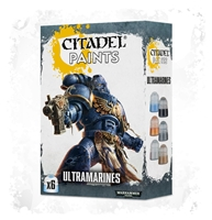 Citadel: Paint Set: Ultramarines