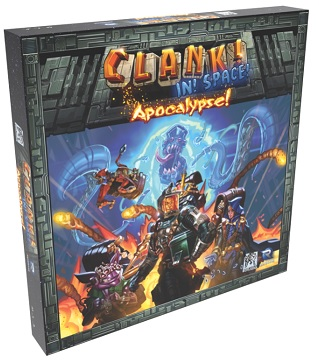 Clank! In! Space! Apocalypse!  [Damaged]