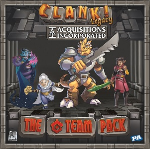 Clank! Legacy Acquisition Inc: The C Team Pack