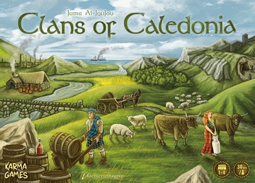 Clans of Caledonia (Sale)