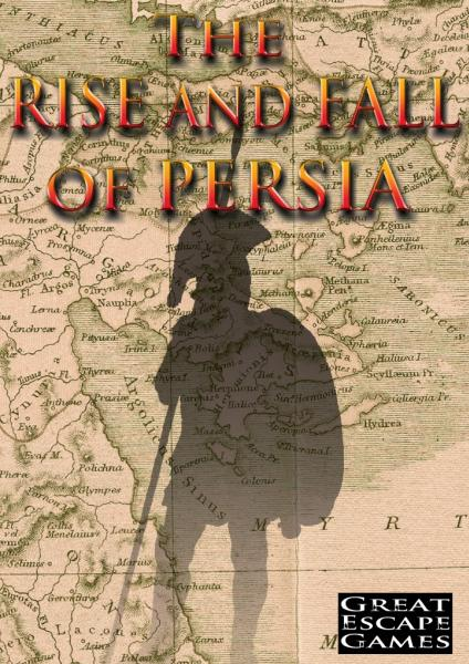 Clash of Empires: The Rise and Fall of Persia