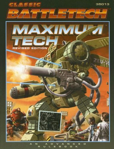 Classic BattleTech: Maximum Tech Revised