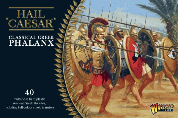 Hail Caesar: Greeks: Classical Greek Phalanx