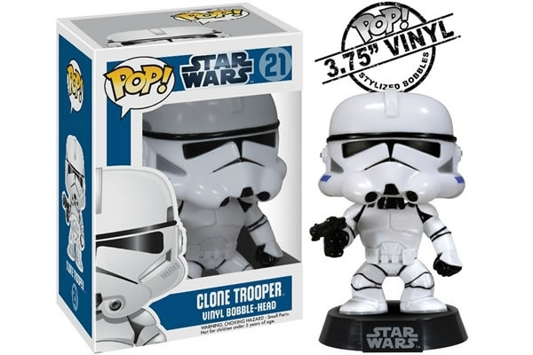 POP! Star Wars 021: Clone Trooper