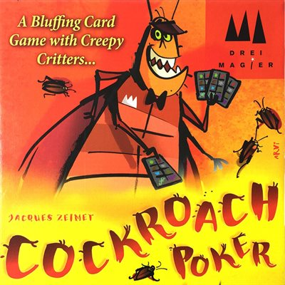 Cockroach Poker [Damaged]