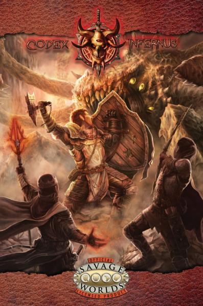 Codex Infernus: The Savage Guide To Hell (SC)