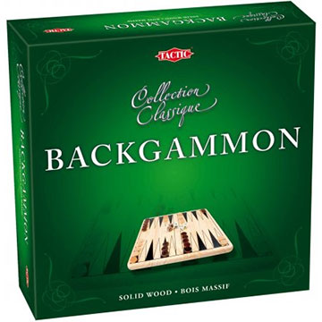Collection Classique: Backgammon