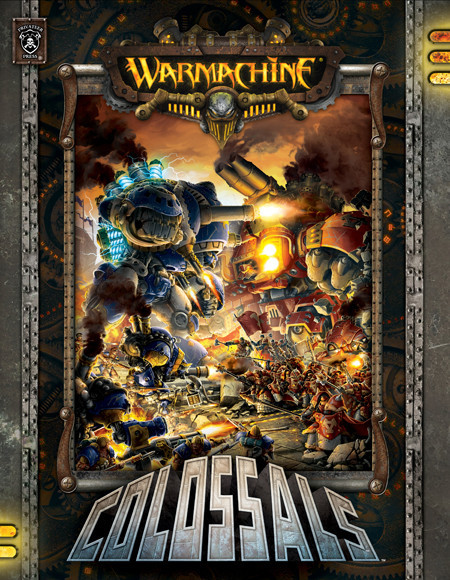 Warmachine: Colossals (SC)