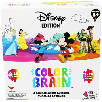 Colour Brain: Disney Edition [Damaged]