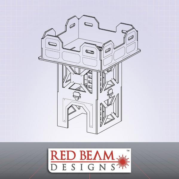 Complex Red: Guard Tower