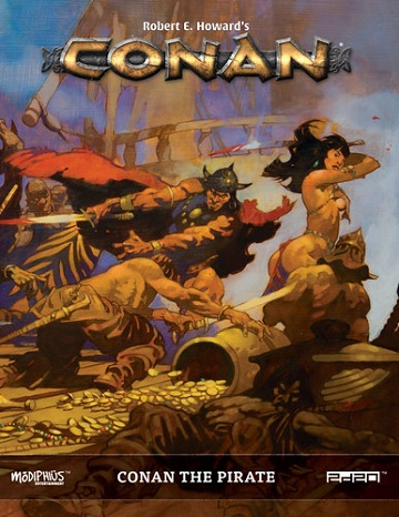 Conan: Conan The Pirate