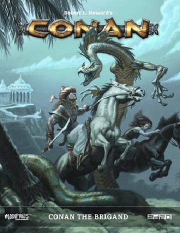 Conan: Conan the Brigand (HC)