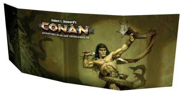 Conan: GM Screen