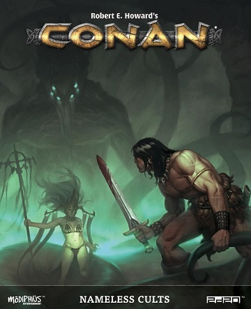 Conan: Nameless Cults (HC)
