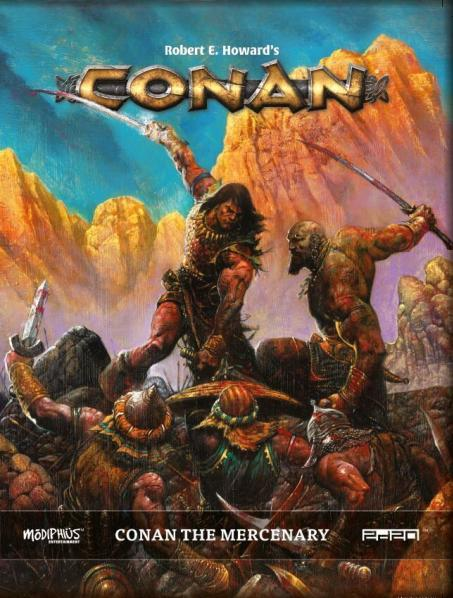Conan: Conan The Mercenary