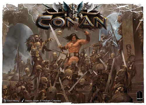 Conan [Damaged]