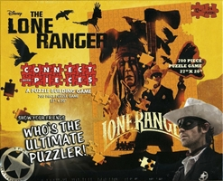 Connect With Pieces: The Lone Ranger [SALE]
