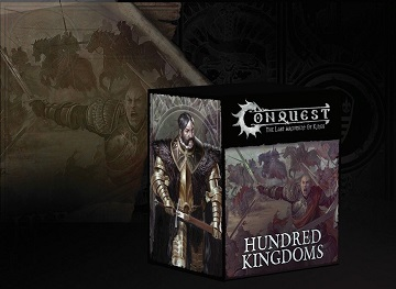 Conquest: Hundred Kingdoms - Army Card Sets