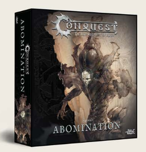 Conquest: The Spires - The Abomination
