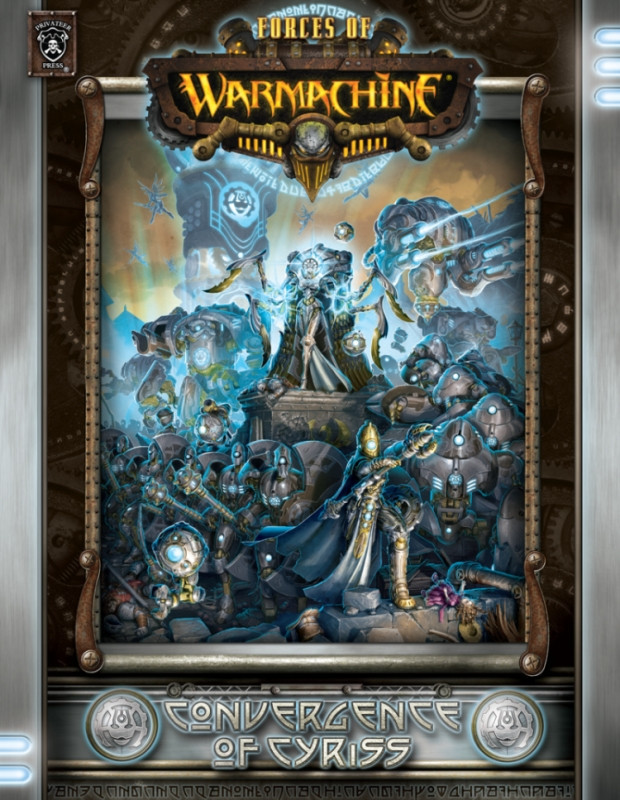 Warmachine: Forces of Warmachine: Convergence of Cyriss (HC)