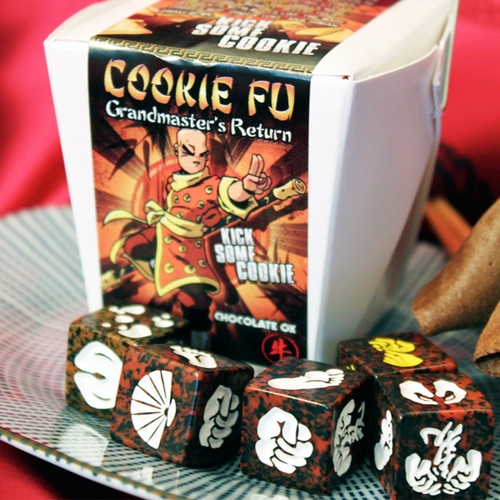 Cookie Fu: Chocolate Ox (SALE)