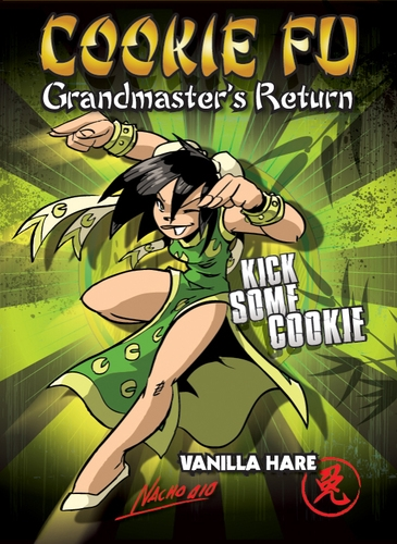 Cookie Fu: Vanilla Hare (SALE)