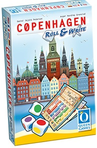 Copenhagen - Roll and Write