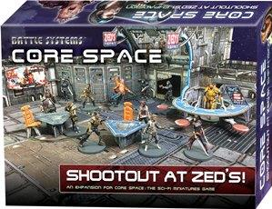 Core Space: Shootout at Zeds!