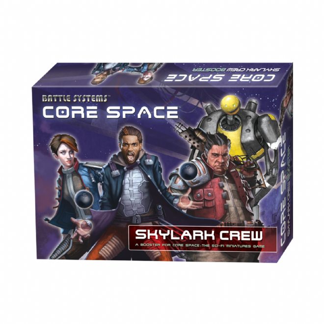 Core Space: Skylark Crew