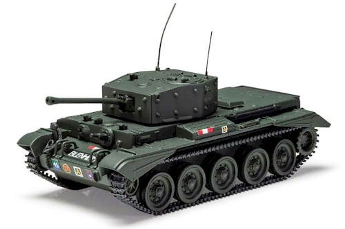 Corgi Diecast: 1/50 Scale: Cromwell IV 2nd Armoured Welsh Guards