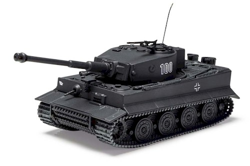 Corgi Diecast: PrePainted 1/50 Scale: Tiger I German Army SpzAbt 502, Russia 1942
