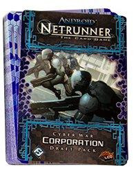 Android: Netrunner Cyberwar: Corporation Draft Pack [SALE]