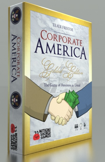 Corporate America- Gilded Edition