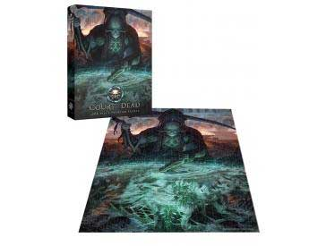Court of the Dead Puzzle: The Dark Shepherds Reflection (1000 pieces)