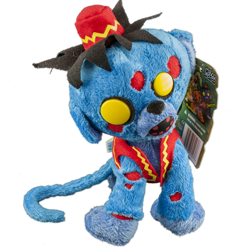 Creepy Cuddlers Zombies Plush: Jangles