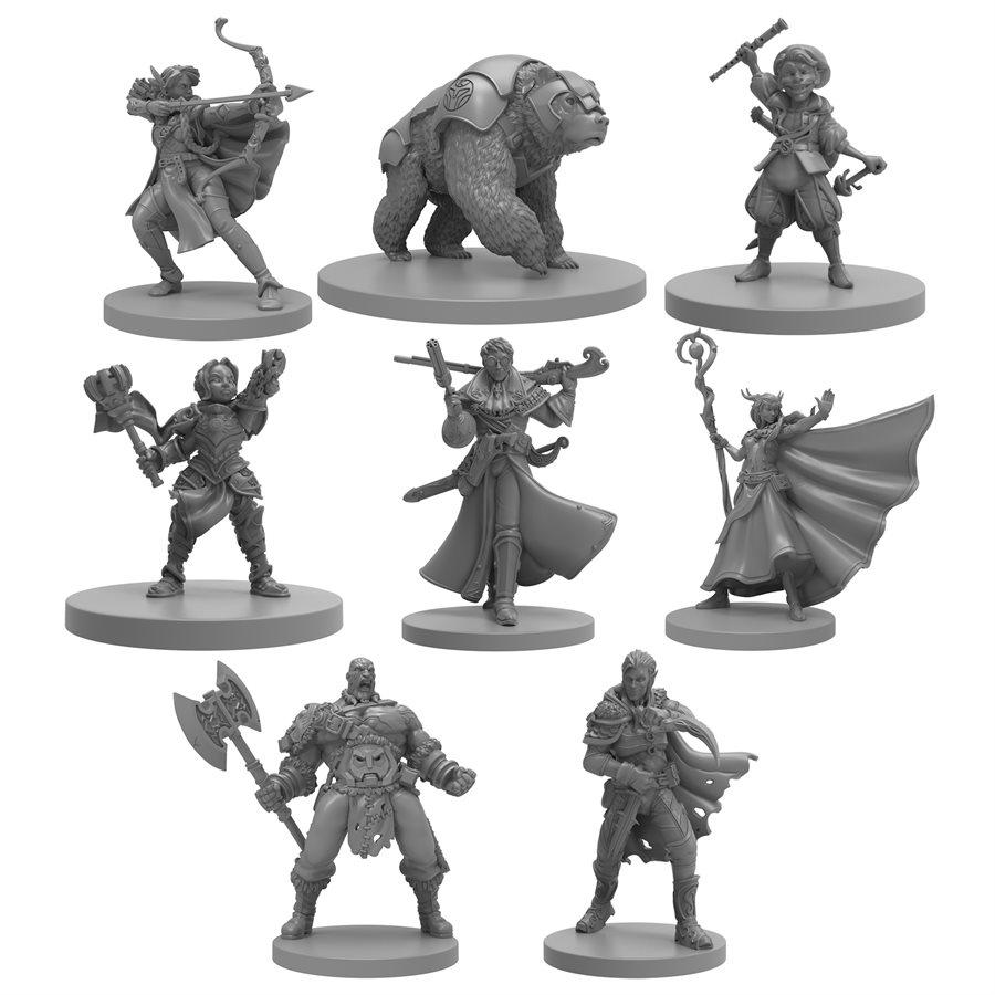 Critical Role: Vox Machina Minis