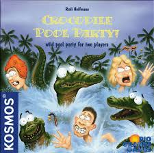 Crocodile Pool Party [SALE]