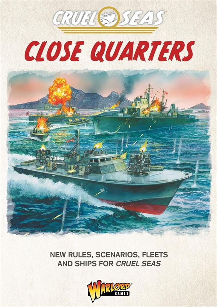 Cruel Seas: Close Quarters!