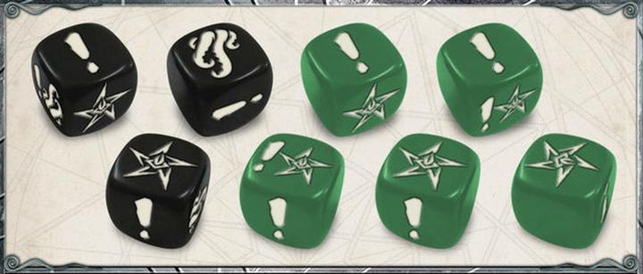 Cthulhu: Death May Die: Extra Dice