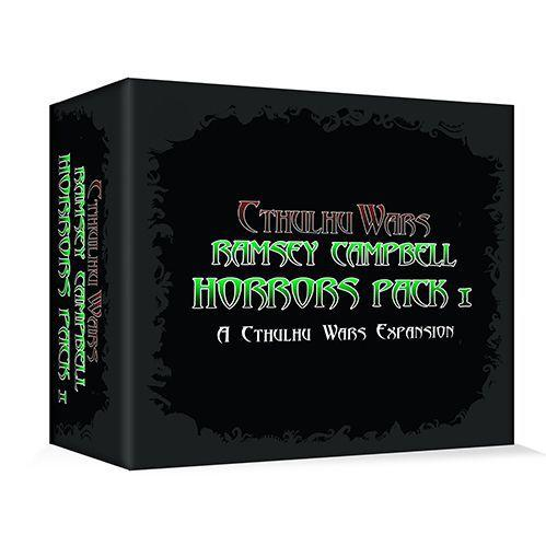 Cthulhu Wars: Ramsey Campbell Horrors Pack #1