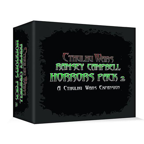 Cthulhu Wars: Ramsey Campbell Horrors Pack #2